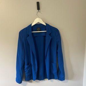 Royal Blue Talula Aritiza Lightweight Blazer